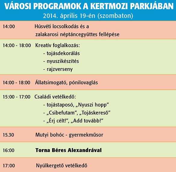 03 Húsvéti programok Zalakaroson aktualis hirek