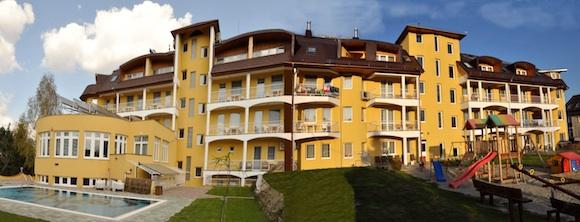 Panorama medence2 Aphrodite Hotel ****   Hotel Venus *** Superior aktualis hirek