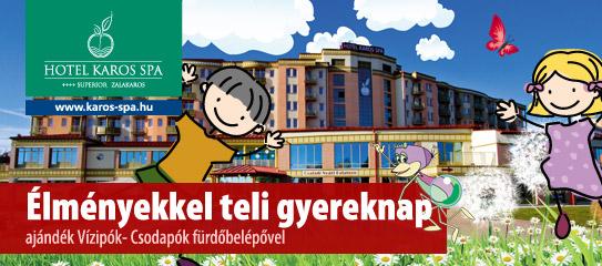 gyereknap543x240 Gyereknap a Karos Spa ban aktualis hirek
