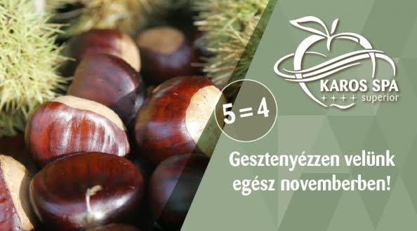 karosspa3 Hotel Karos Spa   Őszi gasztró kalandok, ajándék snack ebéd, 4=5 éj akció aktualis hirek