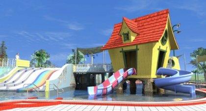 1351  420x270 furdo gyermekvilag Vizipók Csodapók vizi gyermekvilág a zalakarosi strandon aktualis hirek